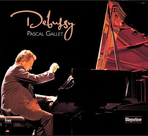 Pascal gallet - Debussy:Preludes livre 1 (CD) - image 1 of 1