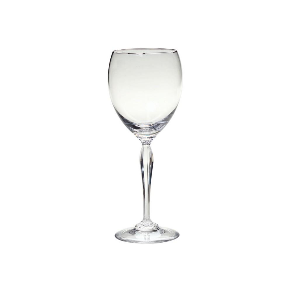 Marquis By Waterford Allegra Platinum 10oz White Wine Glass