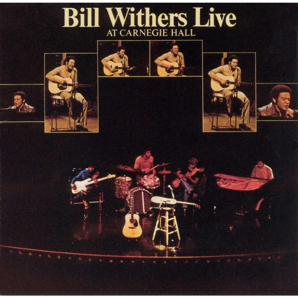 Bill Withers - Bill Withers Live At Carnegie Hall (CD)