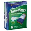 GoodNites Disposable Bed Mats - 9ct - image 2 of 4