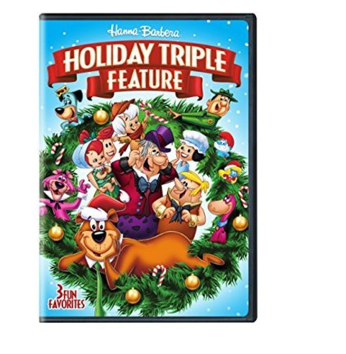 Hanna Barbera Holiday Triple Feature (DVD) - image 1 of 1
