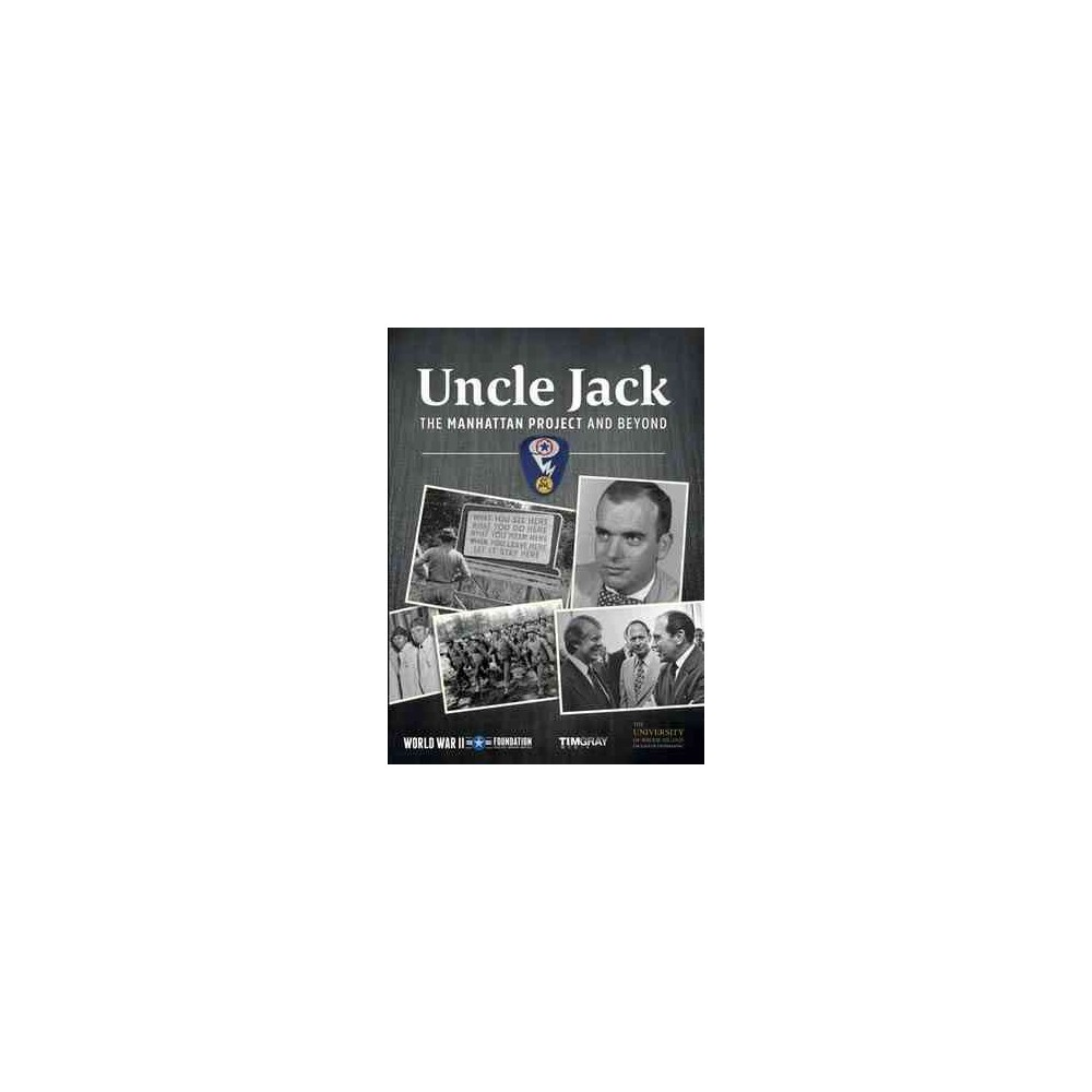 Uncle Jack:Manhattan Project And Beyo (Dvd)