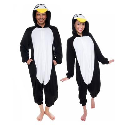 FUNZIEZ! - Penguin Adult Unisex Novelty Union Suit