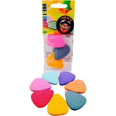Mick's Picks UKE-1 Chroma Picks 3-Pack