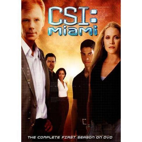 Csi: Miami - The Complete First Season (DVD) - image 1 of 1