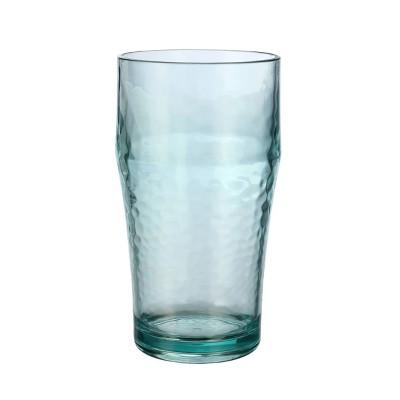 Felli Acrylic Tall Tumblers 19oz Seaglass - Set of 6