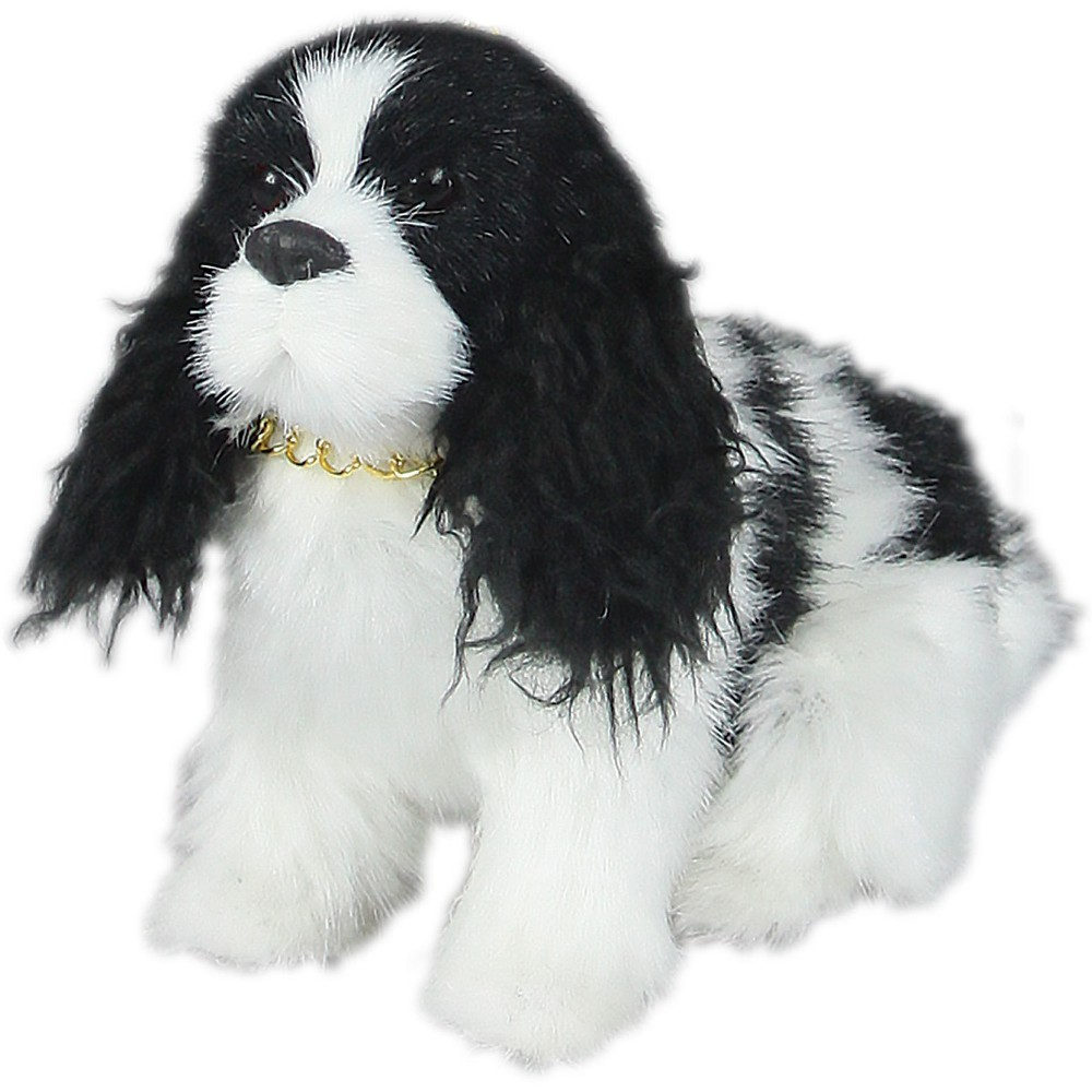 The Queen's Treasures 18 Inch Doll Pet A.W.S.O.M Animals Spaniel Puppy Dog Accessory for Dolls
