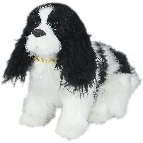 The Queen's Treasures 18 Inch Doll Pet A.W.S.O.M Animals Spaniel Puppy Dog Accessory for Dolls - image 1 of 3