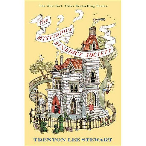 The Mysterious Benedict Society - by  Trenton Lee Stewart (Hardcover) - image 1 of 1