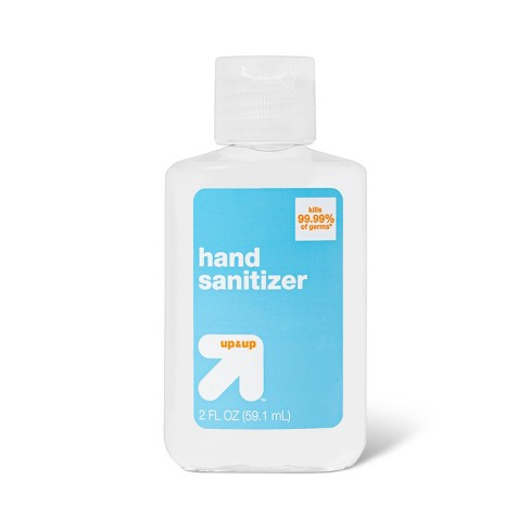 Hand Sanitizer Clear Gel - Trial Size - 2oz - up & up™ - image 1 of 3