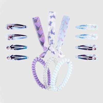 Girls' Frozen 14pk Hair Clip Set