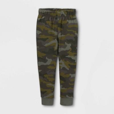Toddler Fleece Pull-On Pants - Cat & Jack™ Green 12M