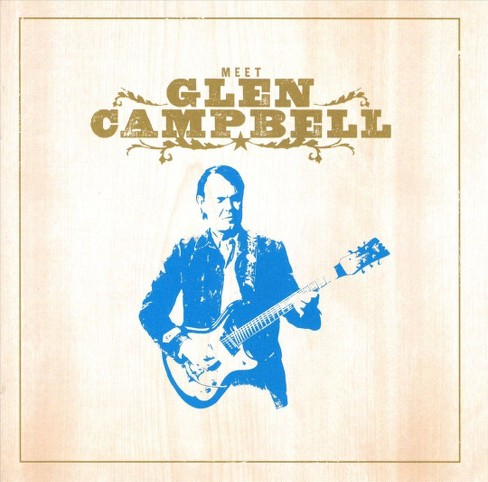 Glen campbell - Meet glen campbell (CD) - image 1 of 2