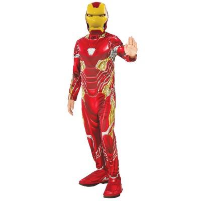 Child Iron Man Mark 50 Halloween Costume - L