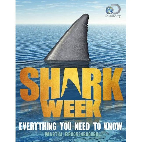 Shark Week - by  Discovery & Martha Brockenbrough (Paperback) - image 1 of 1