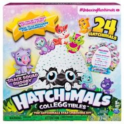 Hatchimals CollEGGtibles - The Hatchimals Star Unboxing Kit with Assorted Hatchimals