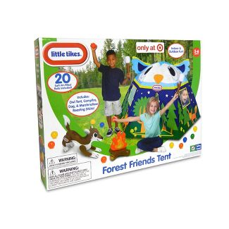 Little Tikes Forrest Friends Owl Tent