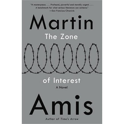 The Zone of Interest - (Vintage International) by  Martin Amis (Paperback) - image 1 of 1