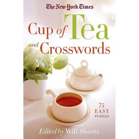 The New York Times Cup of Tea and Crosswords - (Paperback) - image 1 of 1
