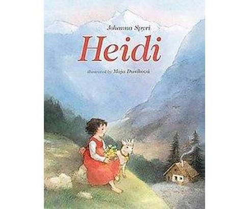 Heidi Hardcover Johanna Spryi Target
