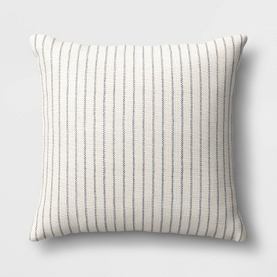 Square Striped Throw Pillow - Threshold™