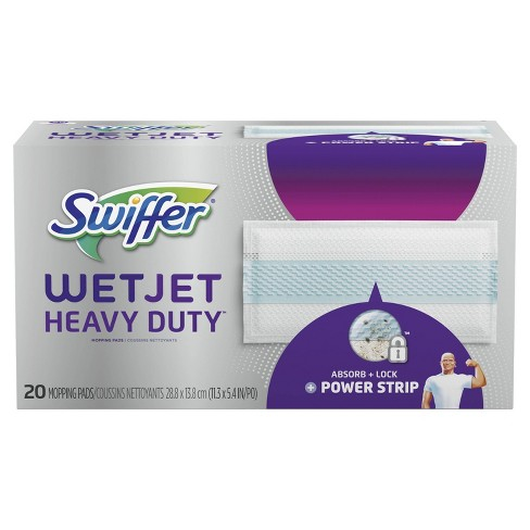 Swiffer WetJet Heavy Duty Mopping Pads Refill - 20ct - image 1 of 4