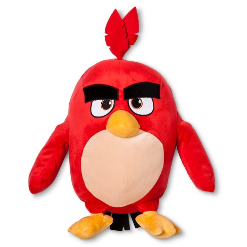 Angry Birds Throw Pillow Buddy Red- Angry Birds® - image 1 of 1