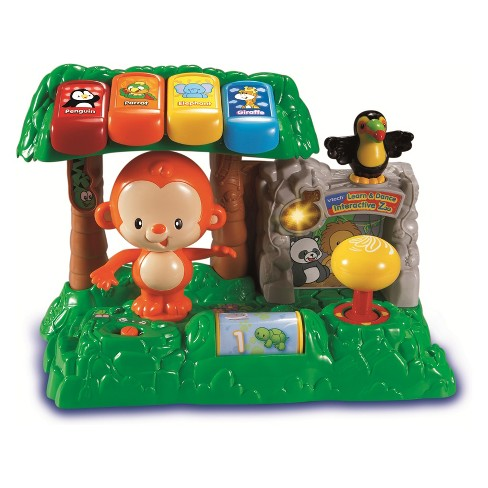 VTech Learn and Dance Interactive Zoo - image 1 of 7