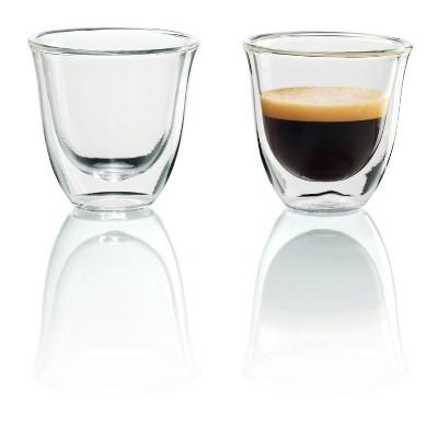 Delonghi Espresso Cups 2pk