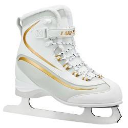 EVEREST Women's Soft Boot Figure Ice Skate