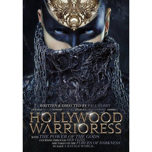 Hollywood Warrioress (DVD) - image 1 of 1