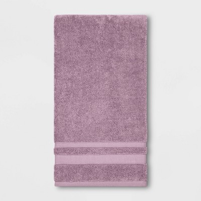 Performance Bath Sheet Lilac Purple - Threshold™