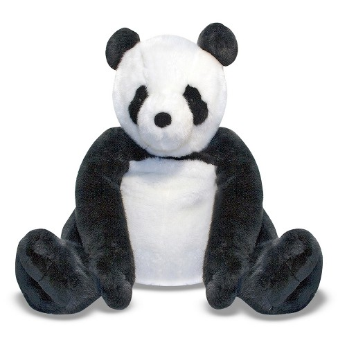 Melissa Doug Giant Panda Bear Lifelike Stuffed Animal Over 2