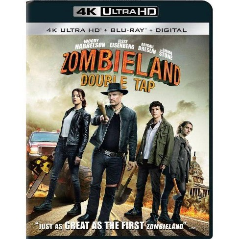 Zombieland: Double Tap (4K/UHD) - image 1 of 1