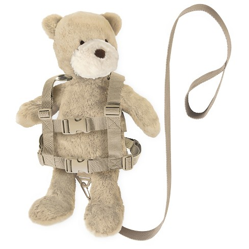 Eddie Bauer® Animal Harness Buddy - Bear - TAN - image 1 of 4