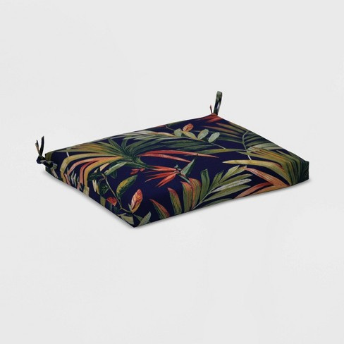 Jungle Tropical Outdoor Seat Cushion - Threshold™ - image 1 of 3