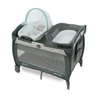 Graco Pack 'n Play Close2Baby Playard - Sorbet