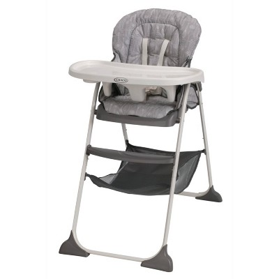 Graco Slim Snacker 2-in-1 High Chair - Whisk