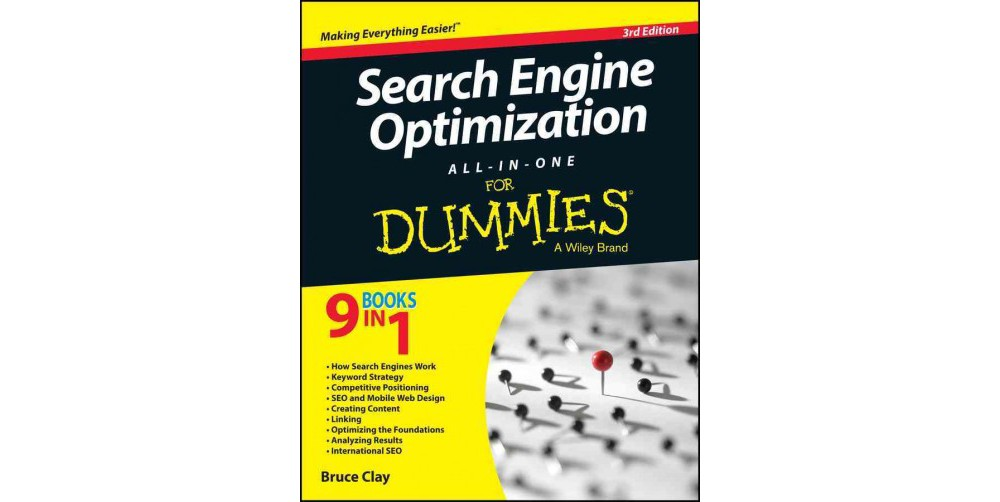 Search Engine Optimization All-in-One for Dummies (Paperback) (Bruce Clay)