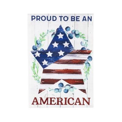 (Meadow Creek)Proud to be an American, Garden Burlap