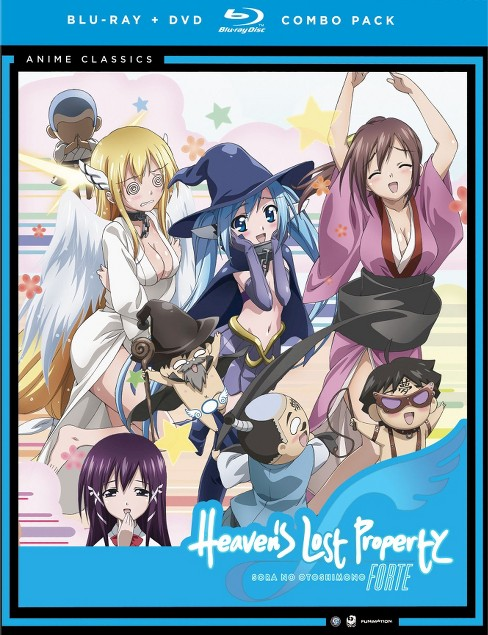 Heaven's lost property:Forte season 2 (Blu-ray) - image 1 of 1