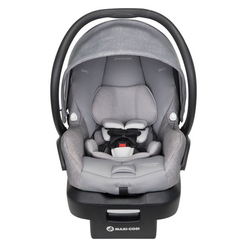 Maxi Cosi Mico Max Plus Infant Car Seat With Base Nomad Gray