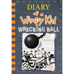 Wimpy Kid Wrecking Ball - Jeff Kinney (Hardcover)