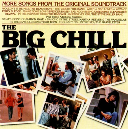 Various - Big chill:More songs (CD) - image 1 of 1