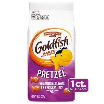Pepperidge Farm Goldfish Pretzel Crackers - 8oz
