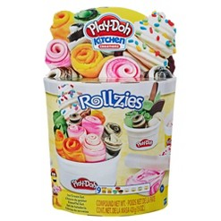 Play-Doh Rollzies Ice Cream Set 9pk