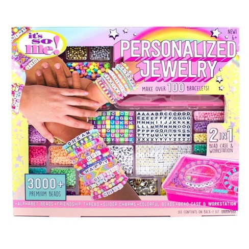 It's So Me Personalized Jewelry Making Kit - image 1 of 4
