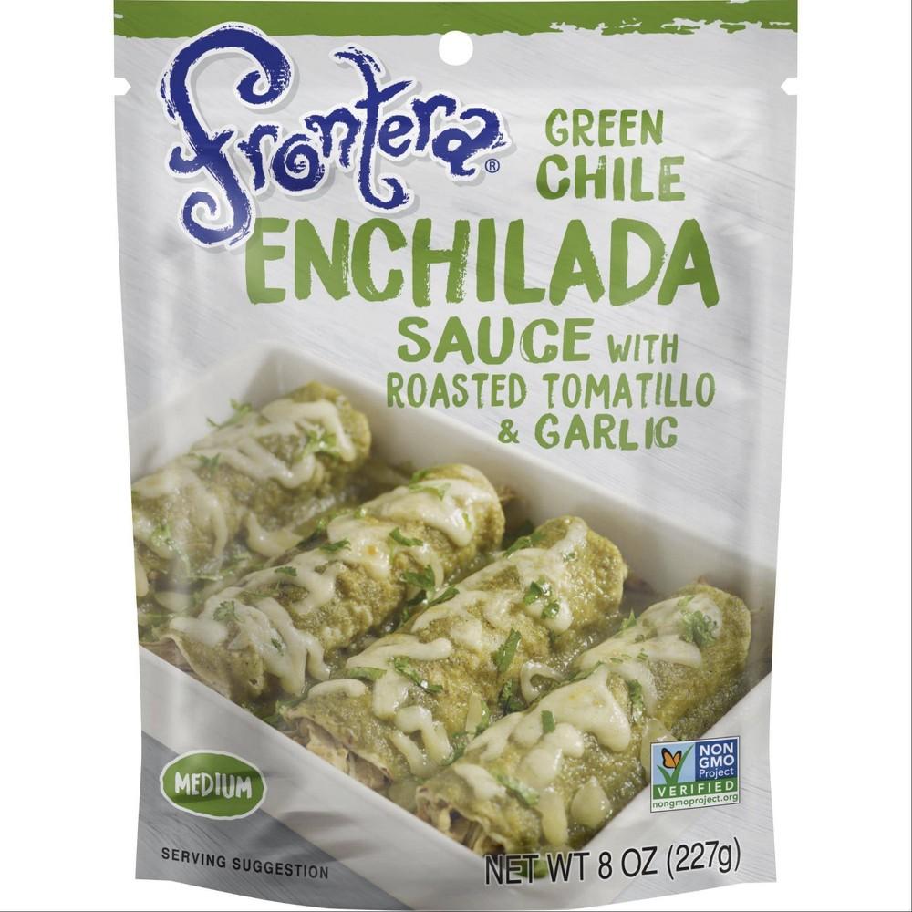 Frontera Green Chile Enchilada Sauce 8oz