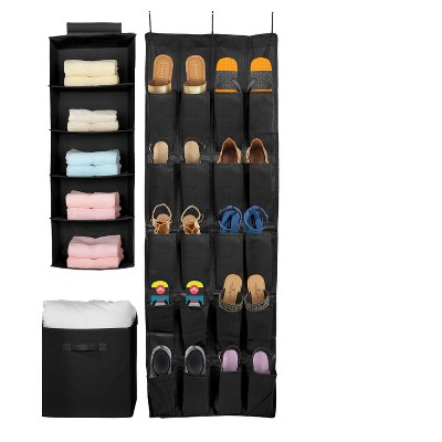 Sorbus Closet Systems And Components Black