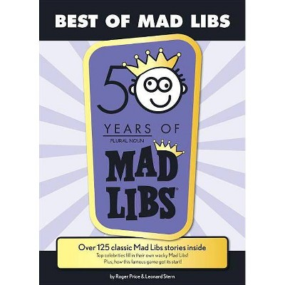 Best of Mad Libs (Paperback) - by Roger Price
